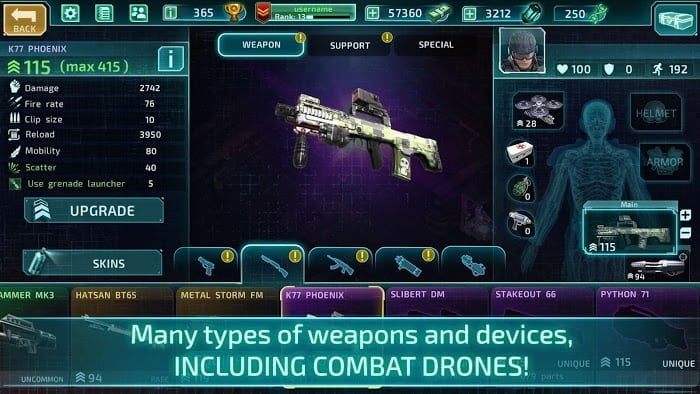 alien shooter 2 the legend mod free shopping moddroid 3