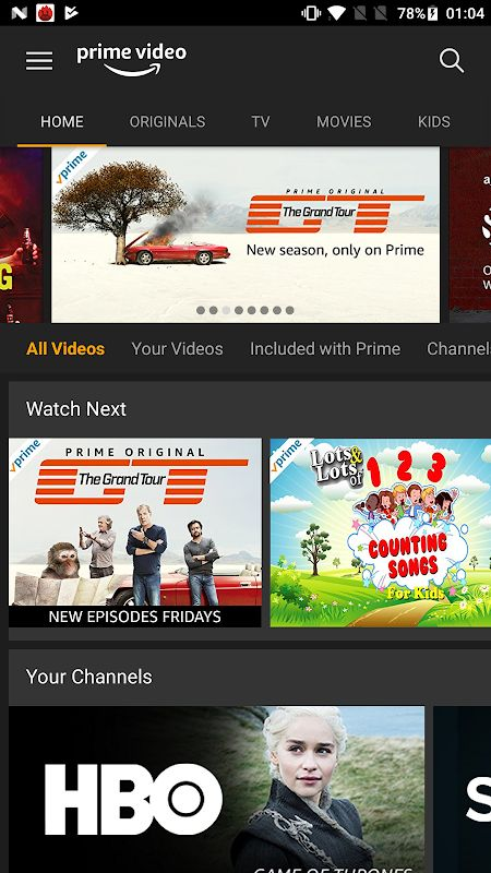 amazon prime video moddroid 1