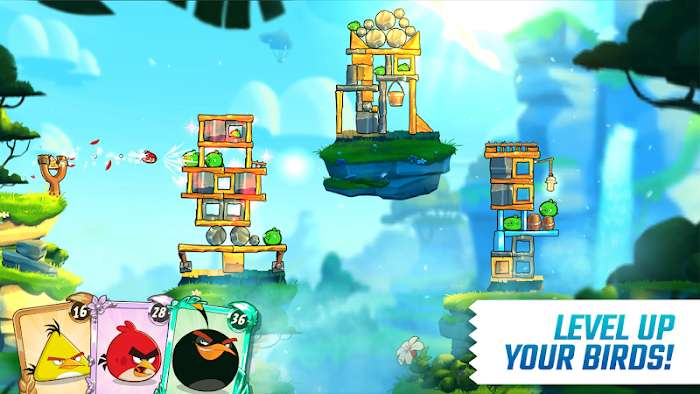 angry birds 2 mod diamondsenergy moddroid 1