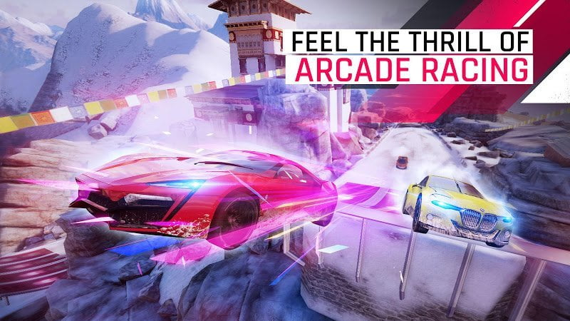 asphalt 9 legends mod unlimited nitrospeed moddroid 2