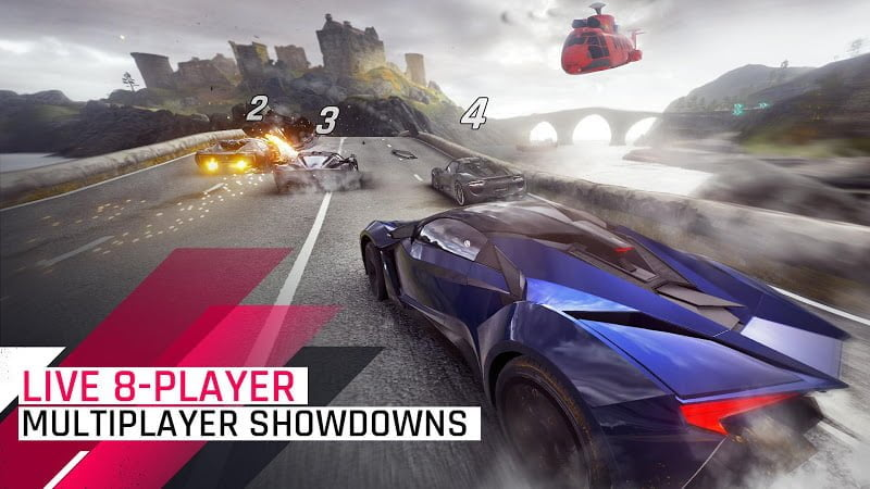 asphalt 9 legends mod unlimited nitrospeed moddroid 3