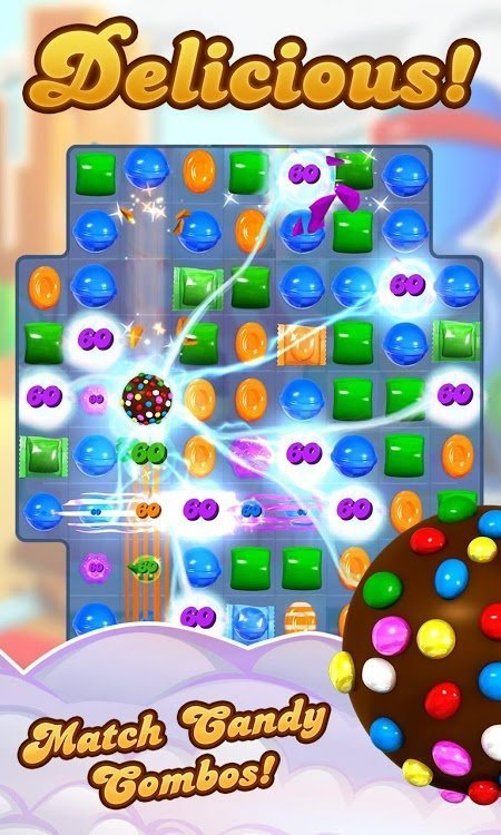 candy crush saga mod moveslivesall level moddroid