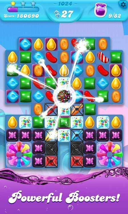 candy crush soda saga mod unlimited moves moddroid
