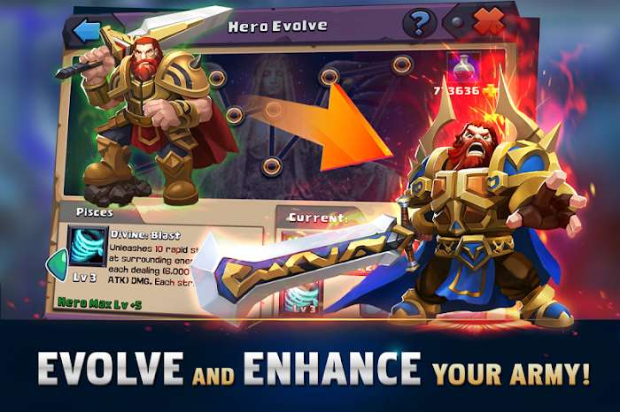 clash of lords 2 guild castle moddroid 1