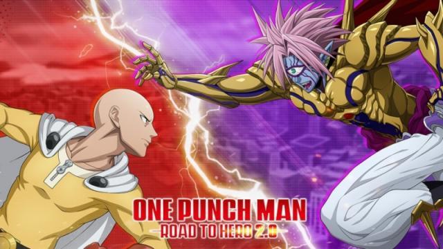 code One Punch Man Road To Hero 2.0