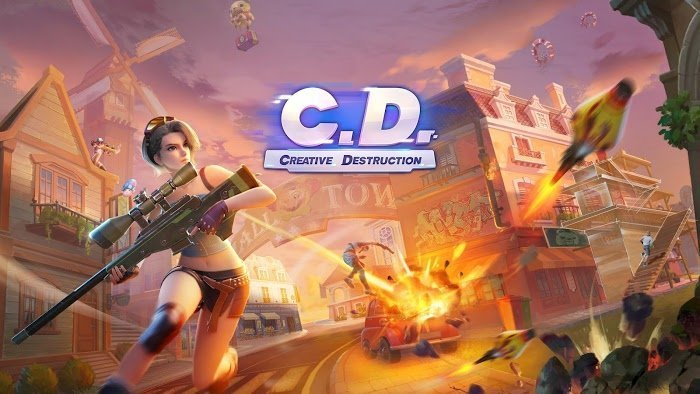creative destruction mod full moddroid 1