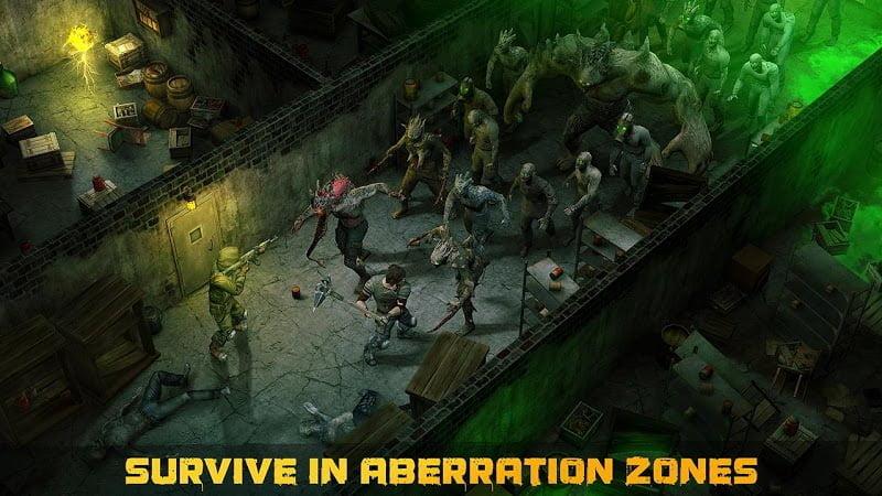 dawn of zombies mod unlocked items moddroid 4