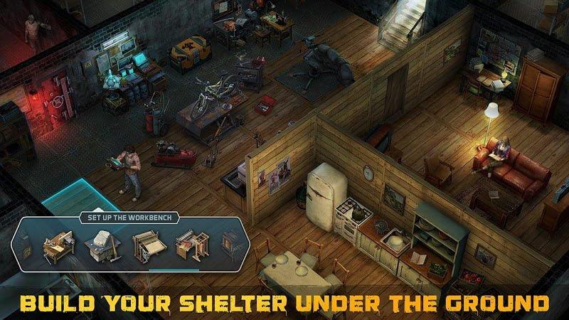 dawn of zombies mod unlocked items moddroid