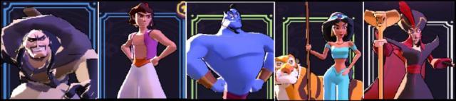Disney Sorcerer's Arena: TOP 5 đội hình mạnh và Hay nhất
