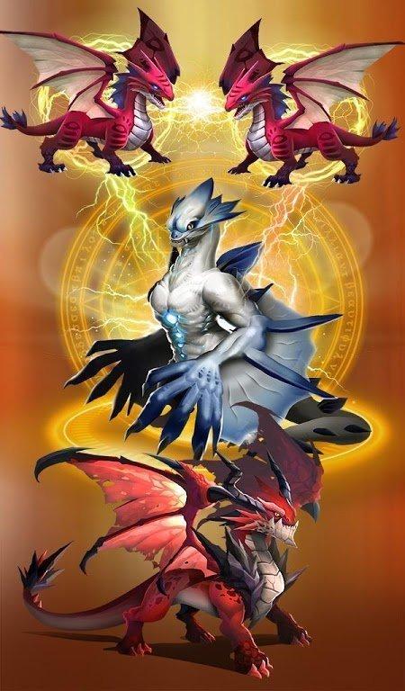 dragon epic idle merge mod god mode moddroid 1