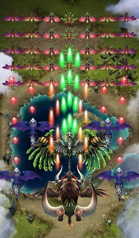 dragon epic idle merge mod god mode moddroid 4