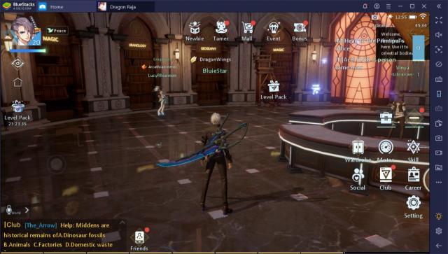 Dragon Raja: Hướng dẫn chơi game tân thủ và cách kiếm thật nhiều Kim C