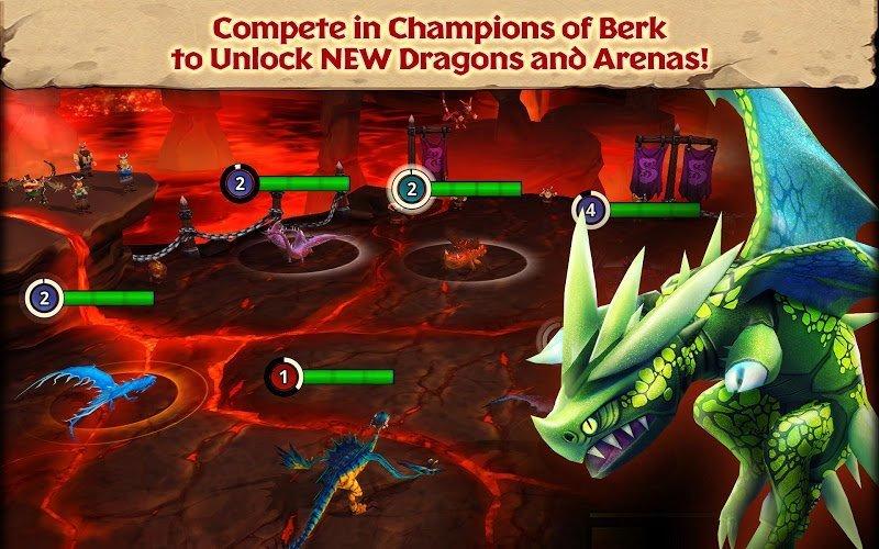 dragons rise of berk mod unlimited runescardsfish moddroid 2