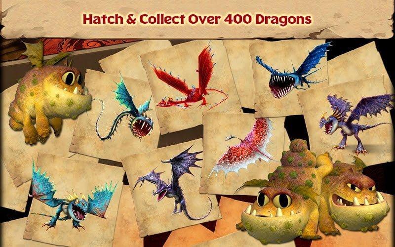 dragons rise of berk mod unlimited runescardsfish moddroid 3