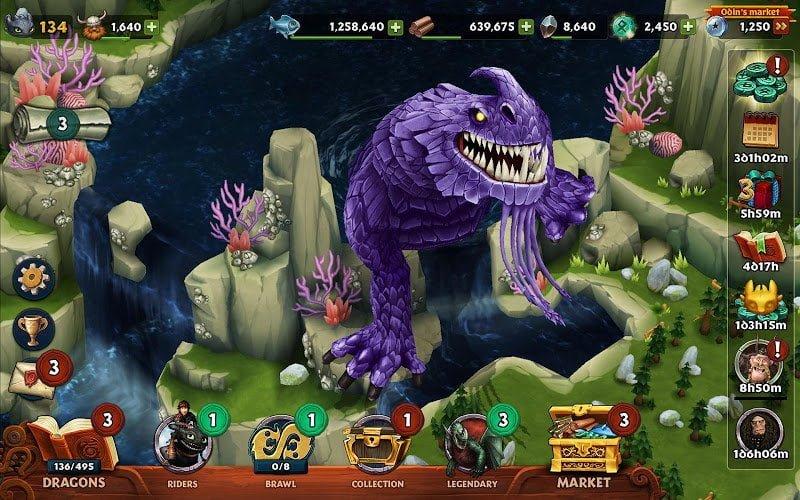 dragons rise of berk mod unlimited runescardsfish moddroid 4