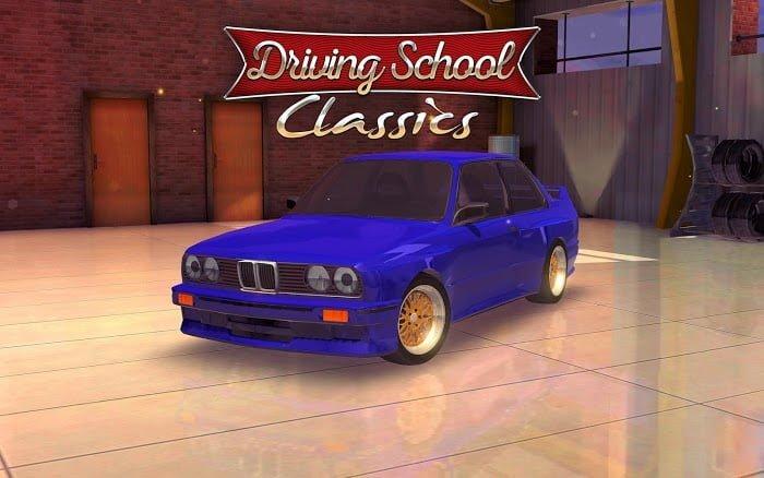 driving school classics mod money moddroid 1