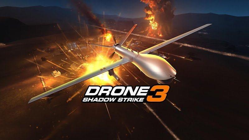 drone shadow strike 3 mod unlimited money moddroid 1