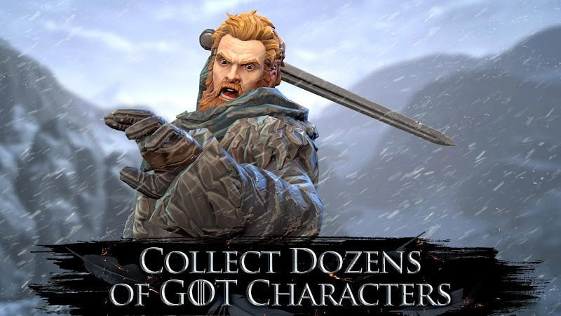 game of thrones beyond the wall™ moddroid 2