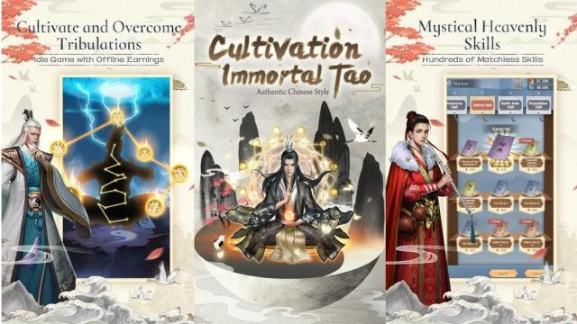 giftcode Immortal Taoists