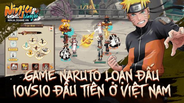 giftcode Ninja Làng Lá