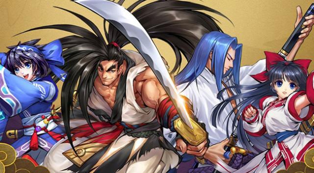 giftcode Samurai Shodown