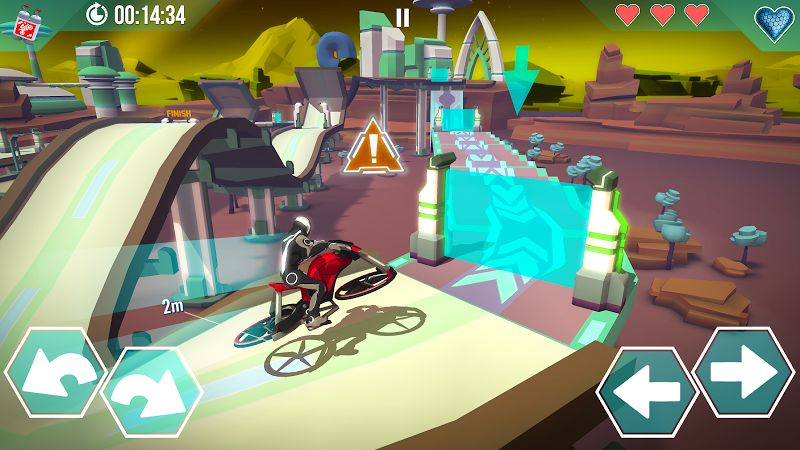 gravity rider zero mod all unlocked moddroid 3