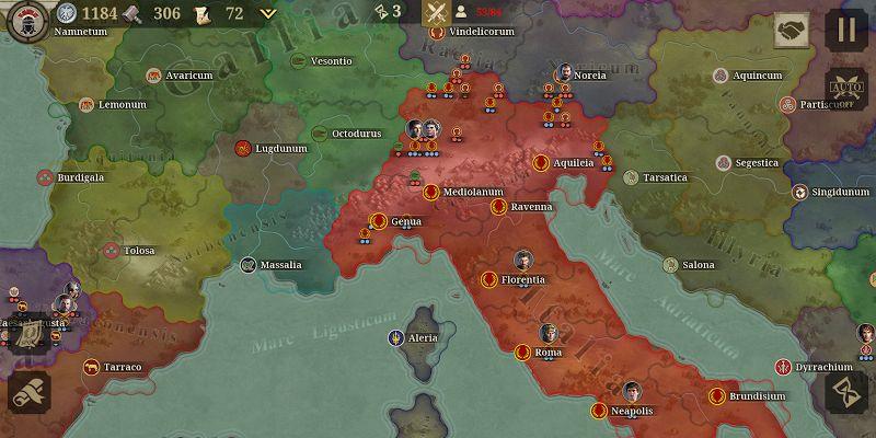 great conqueror rome moddroid 1