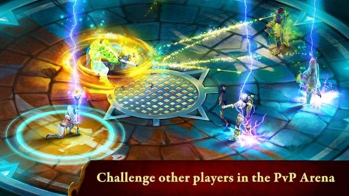 guild of heroes mod diamondno skill cd moddroid 1 3