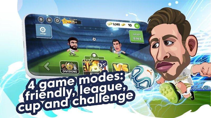 head soccer laliga 2019 mod unlimited money moddroid 2