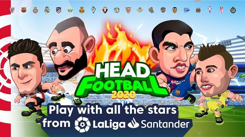 head soccer laliga 2019 mod unlimited money moddroid