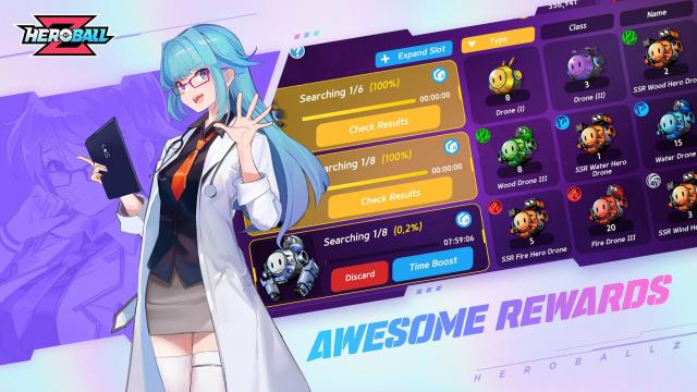 Hero Ball Z mod