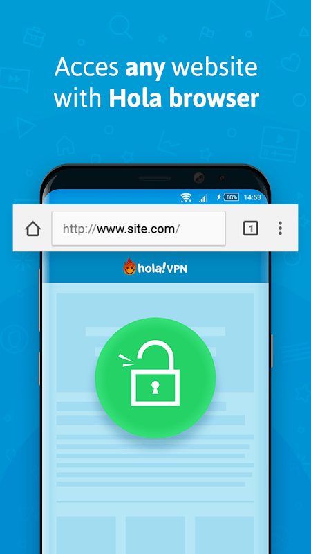hola vpn proxy plus mod premium unlocked moddroid 2