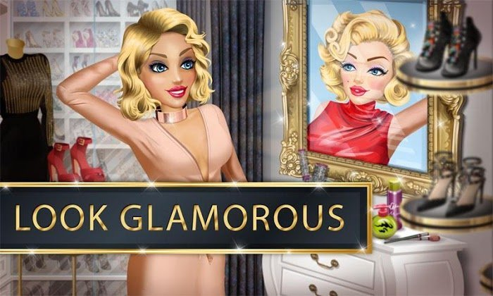 hollywood story mod free shopping moddroid 1