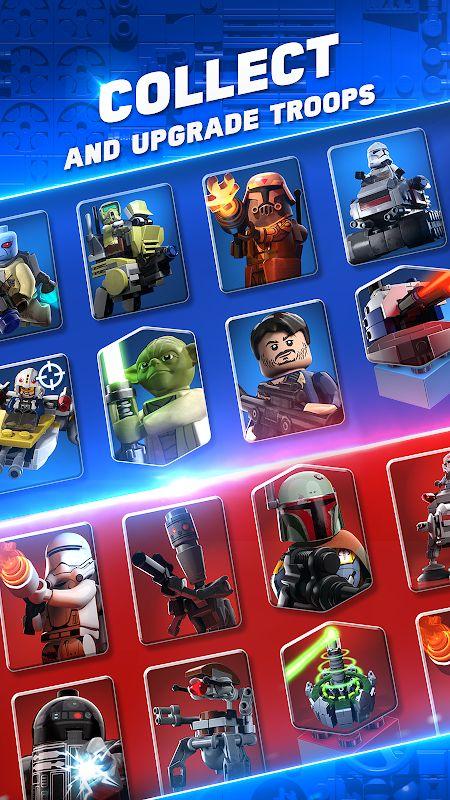 lego star wars battles mod unlimited energy moddroid 2