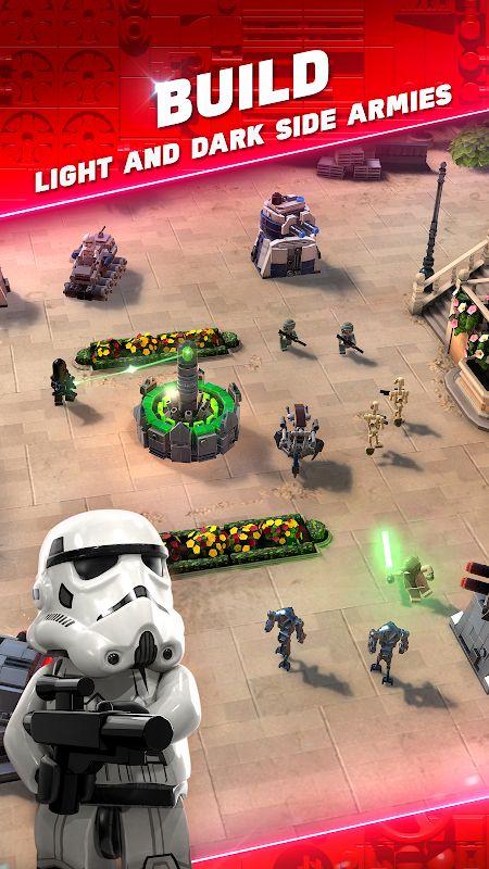lego star wars battles mod unlimited energy moddroid 3