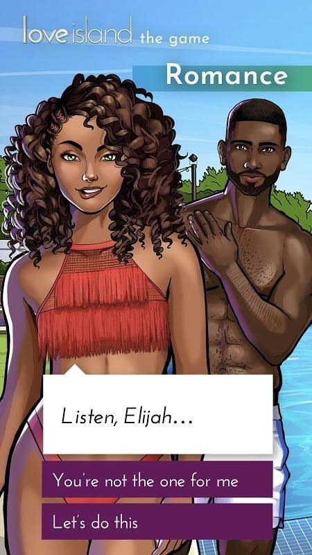 love island the game mod unlimited coinsdiamond moddroid