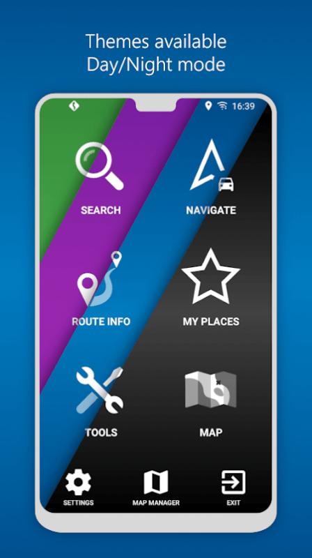 mapfactor gps navigation maps mod premium moddroid 1
