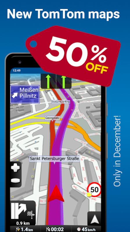 mapfactor gps navigation maps mod premium moddroid 2