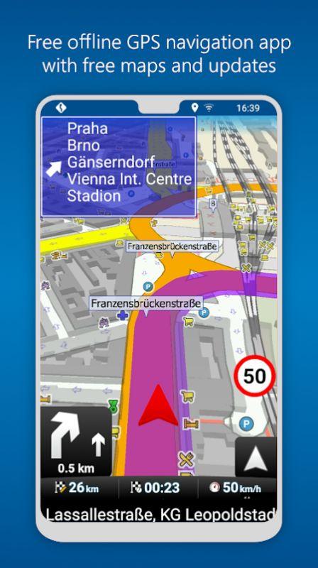 mapfactor gps navigation maps mod premium moddroid 3