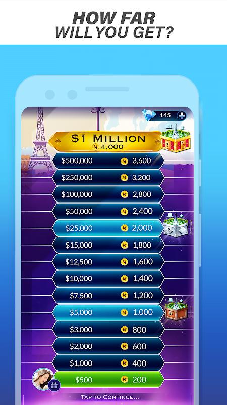 millionaire trivia unlimited moneylifelines moddroid