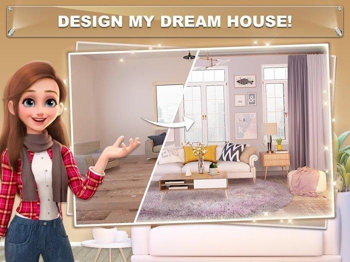 my home design dreams moddroid 1