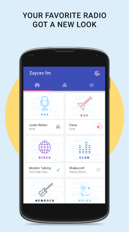 online radio zaycev fm mod premium unlocked moddroid 2