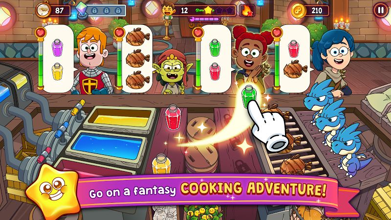 potion punch 2 fantasy cooking adventures mod moneydiamond moddroid 1