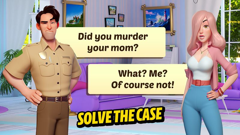 small town murders mod unlimited move moddroid 3