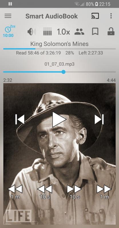 smart audiobook player mod unlocked moddroid 1 1