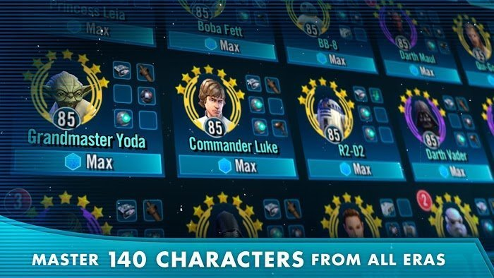 star wars galaxy of heroes mod unlimited energy moddroid 3