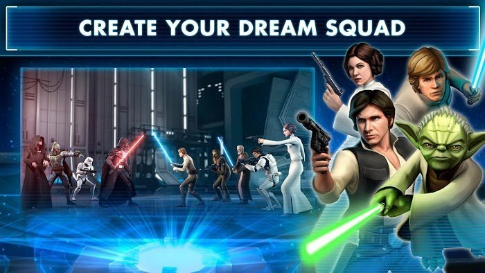 star wars galaxy of heroes mod unlimited energy moddroid