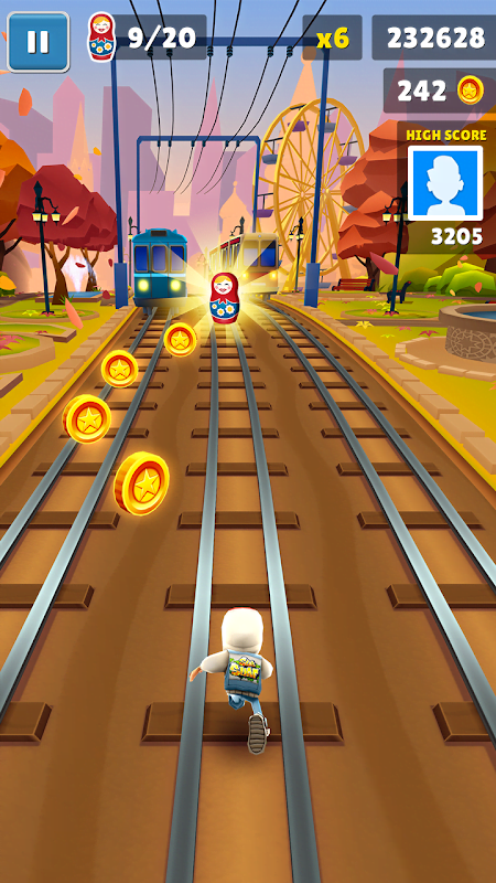 subway surfers mod coinskeysall characters moddroid 1