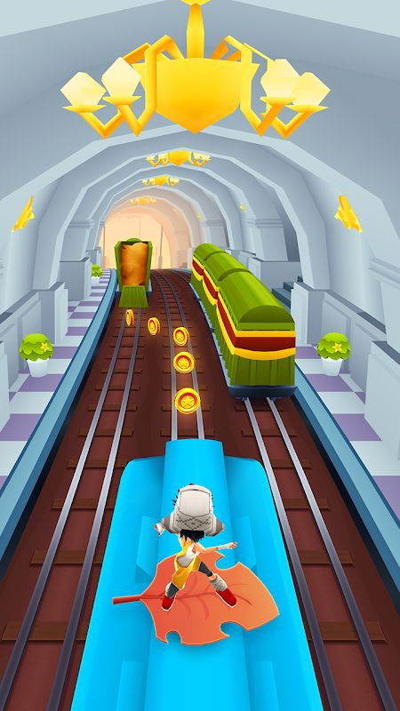 subway surfers mod coinskeysall characters moddroid 2