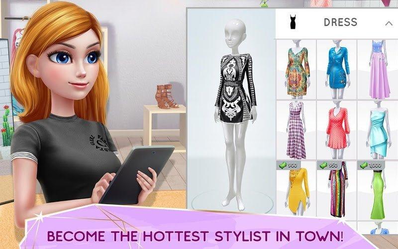 super stylist moddroid 1